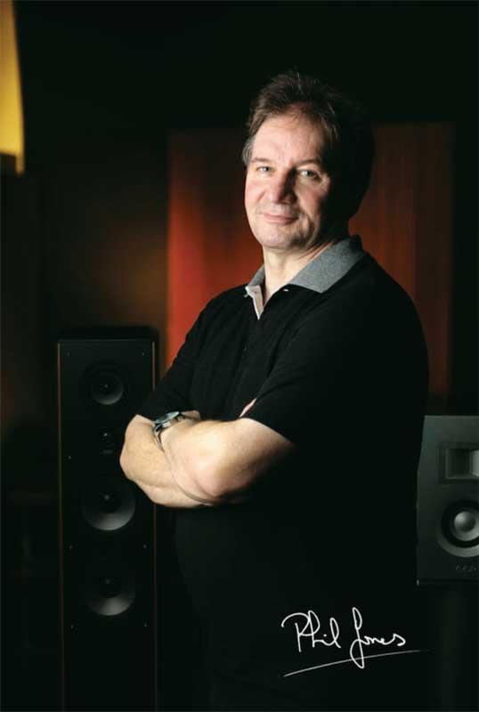 Фил джонс акустика интервью